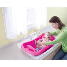 Inflatable Bath For Toddlers by The First Years Sure Comfort Deluxe Newborn To Toddler Tub With