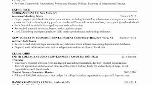 Jp Morgan Cover Letter 19 Business Analyst Investment Banking