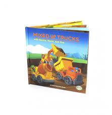 100 Green Trucks MixedUp Toys