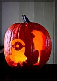Minion Carved Pumpkins by Minion Pumpkins Painting U0026 Carving From Despicable Me Snappy
