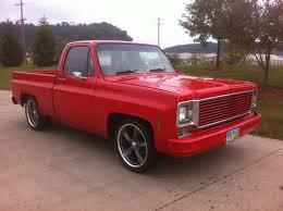 100 Chevrolet Truck Accessories 1976 Pickup S