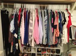 Wardrobe Tumblr Hereu0027s My Closet Nowu2026and Thatu0027s Everything Nothing Hidden On Rolling Rack I Promise