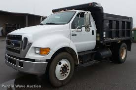 100 Ford 650 Truck 2019 F Dump Interior Exterior And