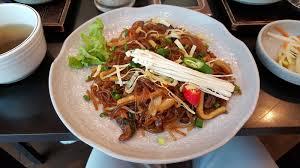 cha e cuisine chae fried glass noodle yelp