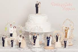 SayBre Photography Birmingham Wedding California Vintage Cake Toppers