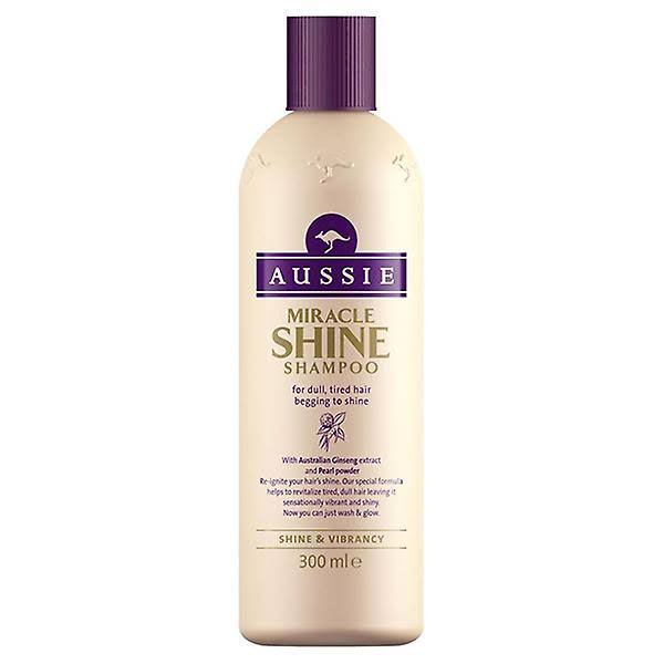 Aussie Miracle Shine Shampoo - 300ml