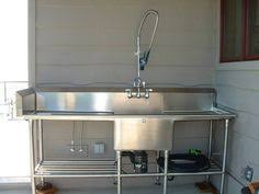 fish cleaning station a must have home decor pinterest