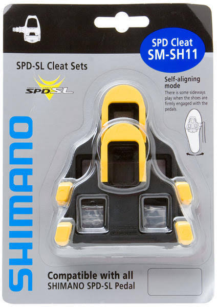 Shimano SM-SH11 SPD SL Cleat Set