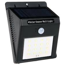solar wall lights outdoor led light motion sensor waterproof 1