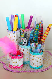 How To Make A Pencil Holder Out Of Recycled Materials