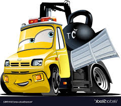 100 Tow Truck Vector Best Cartoon Images