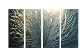 Fetco Home Decor Brinley Wall Art by Willow Tree Of Life Metal Wall Art Decor 101design