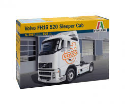 1:24 Volvo FH16 520 Sleeper CAB - Truck/Trailers/Accessories 1:24 ...