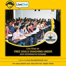 Get Live Chat Help On Free Civils Coaching Under NTR