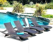 Swimming Pool Chair Loungers Chairs Crafted Of In Cheap Water Ch