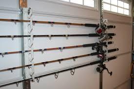 amazon com ultimate rod sitter 10 fishing rod storage rack by