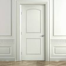 Door Wainscoting Panels And White Masonite Interior Doors 2