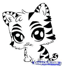 488x520 Cute Baby Animal Coloring Pages Dragoart Beautiful Ba