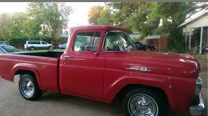 100 1959 Ford Panel Truck F100 Classics For Sale Classics On Autotrader