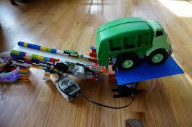 100 Lego Recycling Truck JJ Hendricks On Twitter I Built A Conveyor Belt