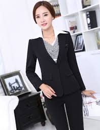 compare prices on lady formal pantsuit online shopping buy low