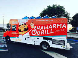 100 Grills For Trucks Shawarma Grill Truck Orange County Food Roaming Hunger