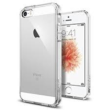 coque iphone 5s 5 se spigen ultra transparente silicone en