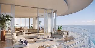 100 Penthouse Design Renzo Pianoed Miami Beach Could Set Florida Record