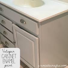 Best Hvlp Sprayer For Cabinets by Valspar Cabinet Enamel Paint U Create