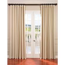 120 Inch Length Blackout Curtains by Curtains U0026 Drapes Window Treatments The Home Depot