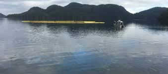 Tug Boat Sinks by Tugboat Carrying Over 300 Gallons Of Oil Sinks In Sitka