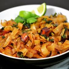 comment cuisiner le tofu vegan spicy drunken noodles with seared tofu kathy s vegan