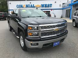 2015 Chevrolet Silverado 1500 LT W/1LT In Black For Sale In ...