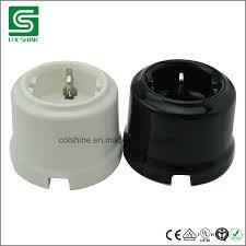 china black color retro porcelain rotary switch china retro