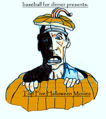 Ernest Saves Halloween Troll by Top 5 Halloween Baseball For Dinner