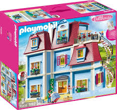 playmobil schlafzimmer mit nähecke 70208 neu ovp dollhouse