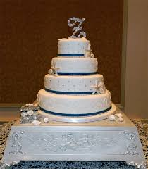 Tier Wedding Cakes Cake And T