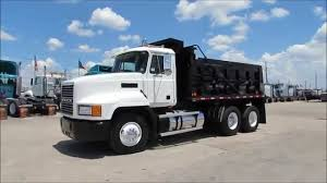 100 Mack Trucks Houston Used Dump For SalePorter Truck Sales Tx YouTube