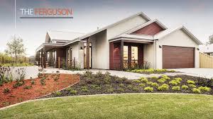 104 Rural Building Company The The Ferguson Retreat Eaton House Facade House New Home Builders