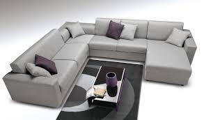 canapé vrai lit canapé d angle convertible design avec un vrai lit