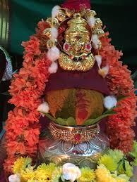 Varalakshmi Vratham Decoration Ideas In Tamil by Pin By Penumatsa Neelu On Puja Decorations Pinterest Puja Room