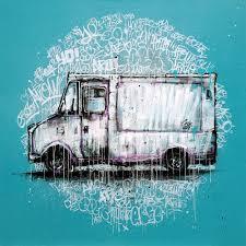 100 Unique Trucks Artwork Graffiti Truck From The Artist Graffmatt Street Art