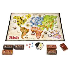 Amazon Risk Game Global Domination Toys Games