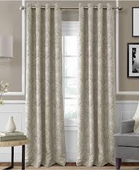 Kohls Triple Curtain Rods by Curtains And Window Treatments Macy U0027s