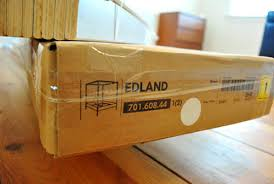 mister ed the bed assembling our edland bed from ikea young