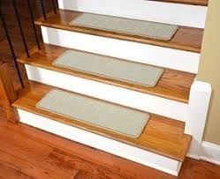 Stair Carpet Grippers by Carpet Treads For Stairs Non Slip Foter