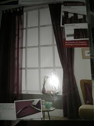 2 tlg lila vorhangschals gardinen set stores lidl neu