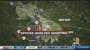 Authorities: Richmond Officer Shoots Suspect Who Fled Into Henrico ...