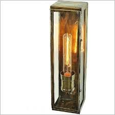 antique brass outdoor wall lights attractive designs industrial
