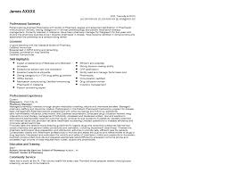 Inspiration Retail Pharmacy Manager Resume Sample For Downloadable